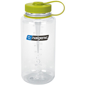 Nalgene Everyday Borraccia a collo largo 1000ml, clear